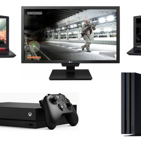 Daily deals roundup: Cashback on gaming consoles, monitors and laptops