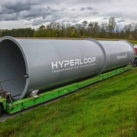 Hyperloop TT proposes two alternative routes in AP, India