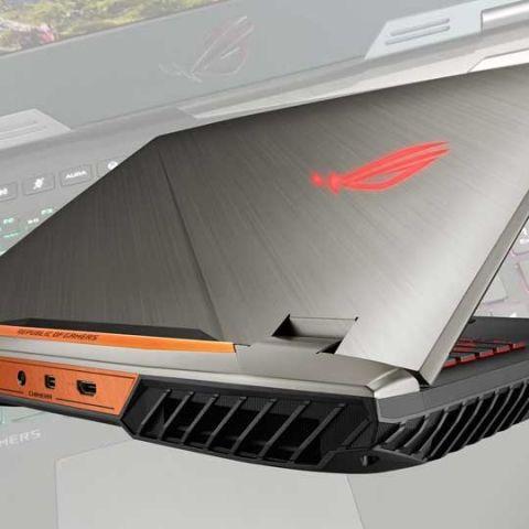 ASUS ROG G703 (G703GI) gaming laptop, first impressions