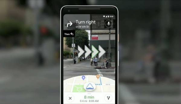 Google Maps get departure/arrival time functionality on Android
