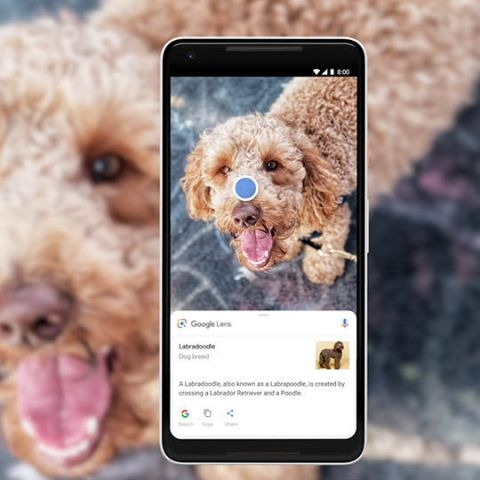 You can now launch Google Lens with a new standalone app
