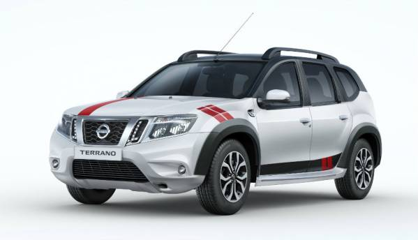 Nissan Terrano Sport Special Edition launched at Rs. 12,22,260