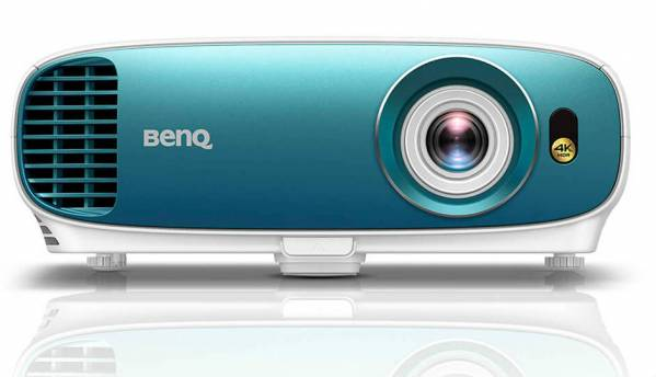 BenQ launches TK800 4K HDR high-brightness projector