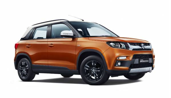 Maruti Suzuki launches Vitara Brezza AGS, priced Rs. 8.54 lac onward