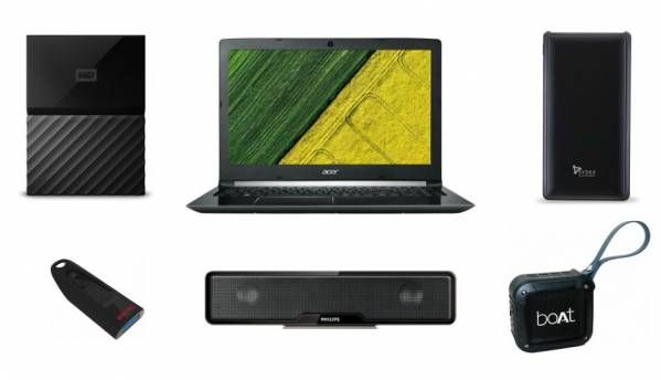 Daily deals roundup: Discounts on storage, audio devices and more