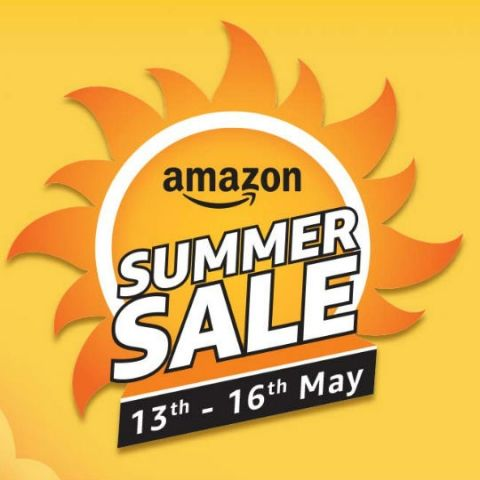 Amazon to host Summer Sale from May 13 to May 16
