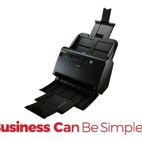 Canon DR-C240: Powerful Performance Packed Into One Compact Scanner