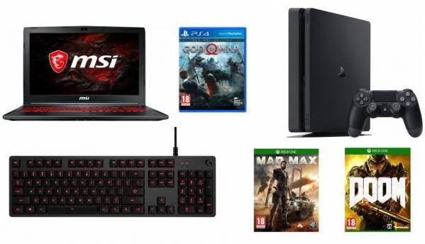 Friday gaming deals roundup: Slashed prices on gaming laptops, gaming titles, accessories and more