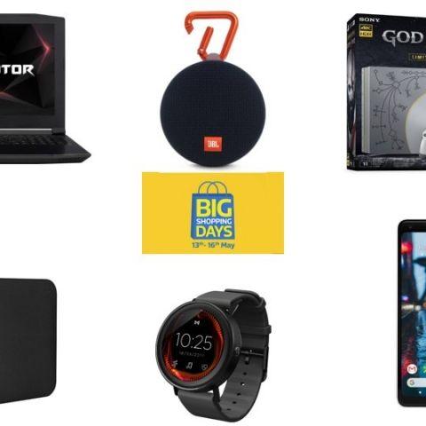 Flipkart Big Shopping Days sale roundup: Price drop on smartphones, TVs, laptops and more