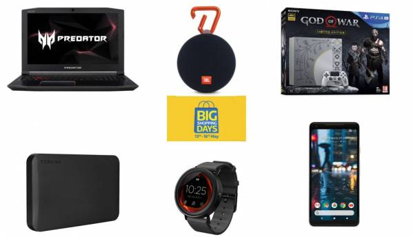 Flipkart Big Shopping Days sale roundup: Price drop on smartphones, TVs, laptops and more