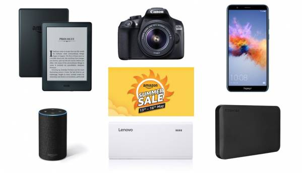 Amazon Summer Sale roundup: Discounts on Smartphones, laptops, audio devices, storage and more
