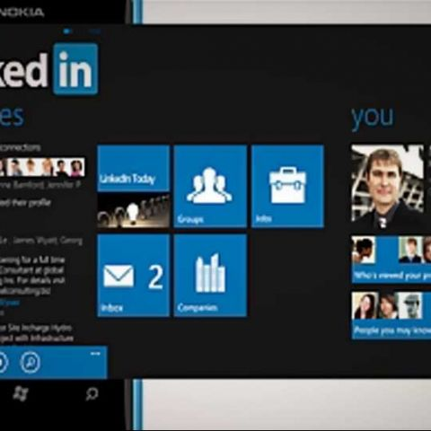 LinkedIn launches Windows Phone app