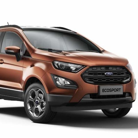 Ford EcoSport S, Titanium Signature Edition launched at Rs. 11.37 lac and Rs. 10.49 lac respectively
