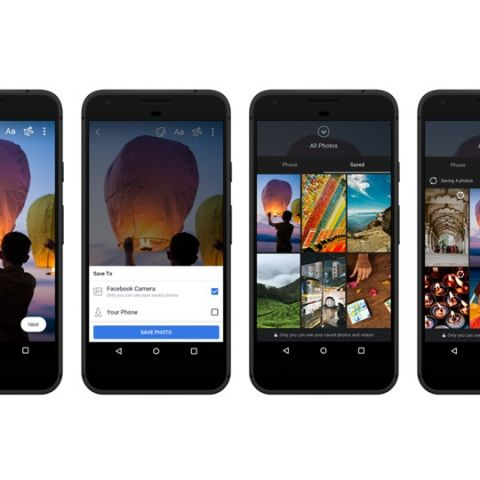 Facebook rolls out Stories Archive, Voice Posts and Saved Photos for Android users