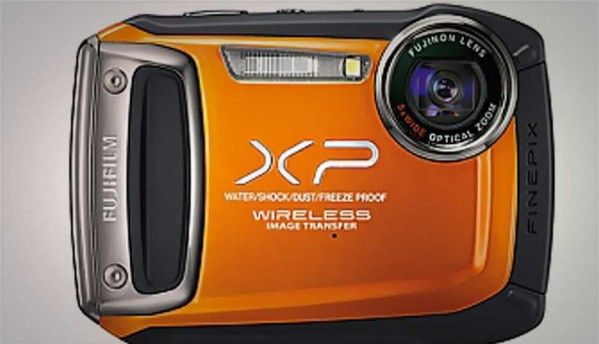 Fujifilm launches Finepix XP170 rugged camera