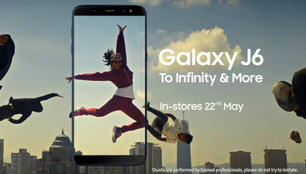 Samsung Galaxy J6 with Infinity Display scheduled to launch in India on May 21