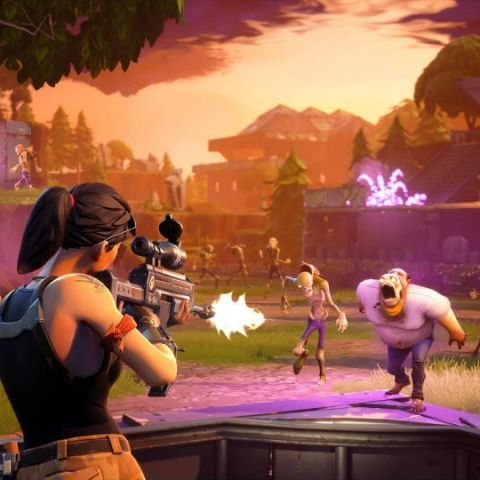 Fortnite Season 5 is here with interactive rifts in space-time, golf carts and more