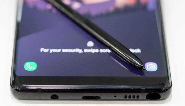 Samsung Galaxy Note 9 with Exynos 9810 spied on Geekbench