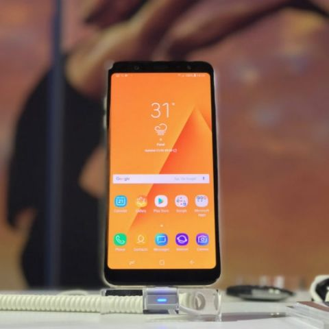 Samsung Galaxy J6, A6, A6+ first impressions: Sturdy build, fluid display, but...