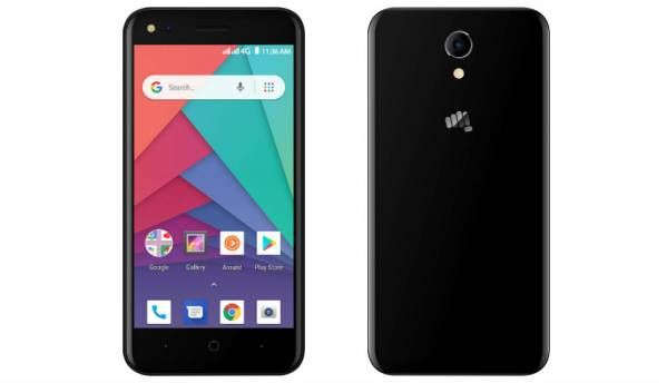 Micromax and Airtel team up to launch Micromax Bharat Go with Android Oreo (Go Edition) in India