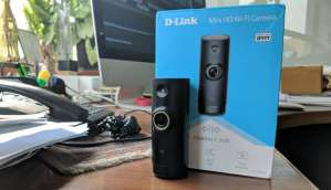 Check out these cool features of the D-Link DCS-P6000LH Mini HD Wi-Fi Camera