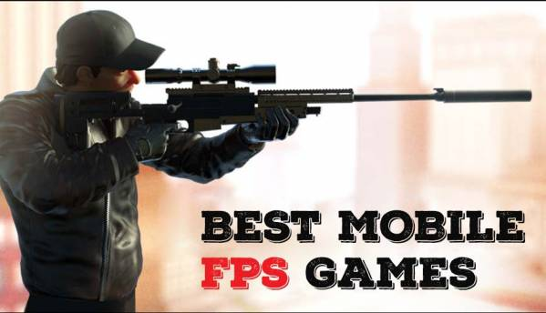 Best FPS games for mobile phones (May 2018)