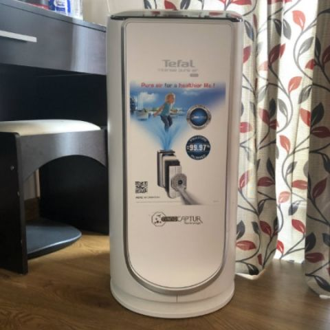 Tefal Intense Pure Air Review: Average at best