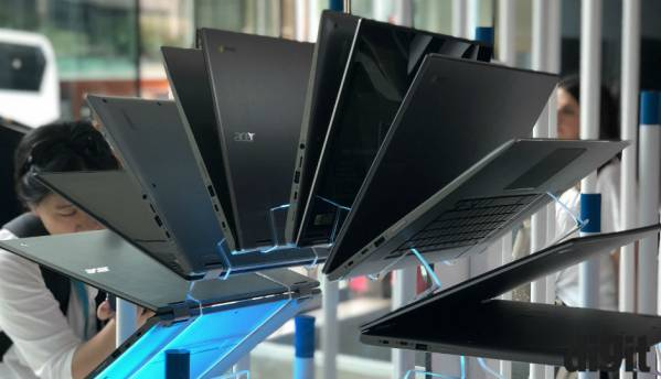 In Pictures: New Acer Chromebooks, Predator gaming devices, and...