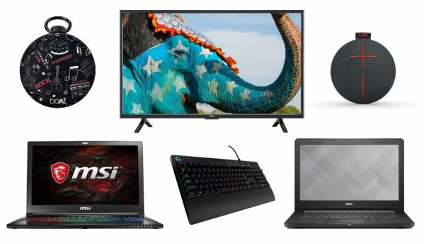 Daily deals roundup: Price drop on laptops, televisions, and more