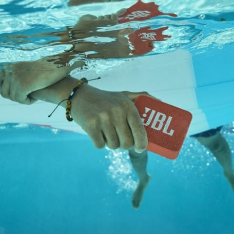 JBL GO 2 waterproof Bluetooth speaker launches in India at Rs 2,999