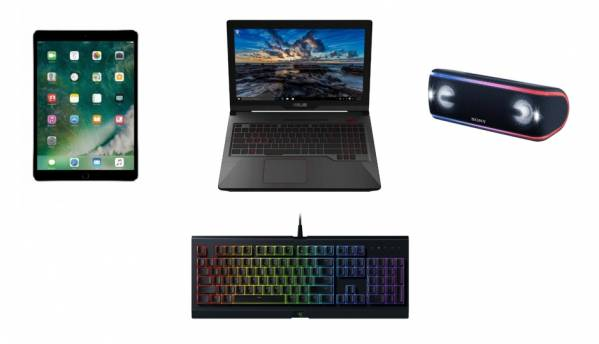 Daily deals roundup: Price drop on gaming hardware, tablets, and Bluetooth speakers
