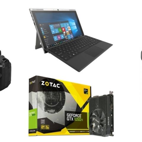 Daily deals roundup: Discount on cameras, smartphone accessories and more