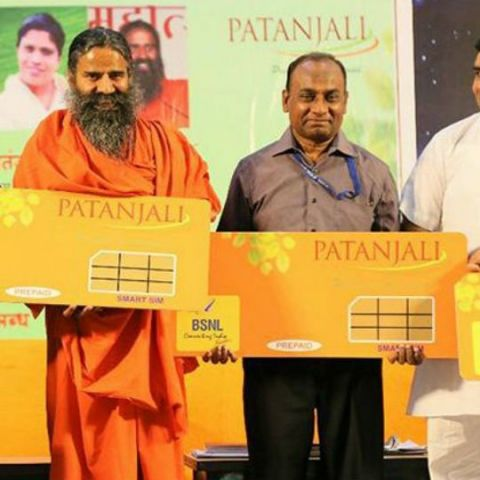 Baba Ramdev announces Patanjali's 'Swadeshi Samriddhi SIM card' in partnership with BSNL