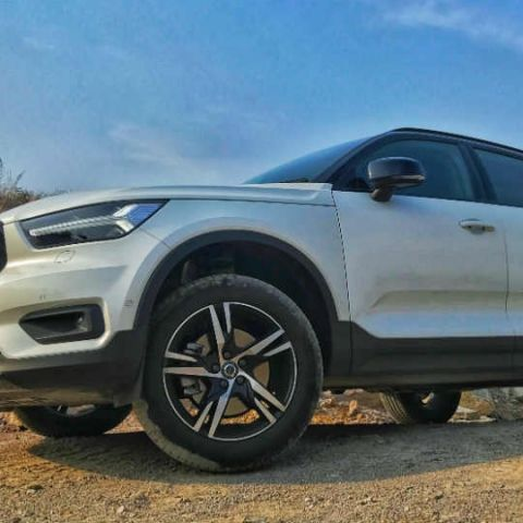 2018 Volvo XC40 technology, first drive review: A class above
