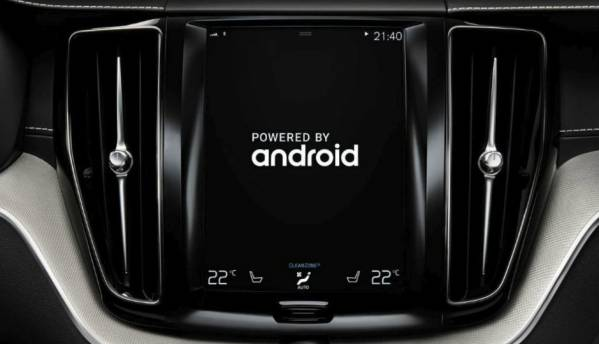 How Google is evolving Android into a standalone OS for future connected cars