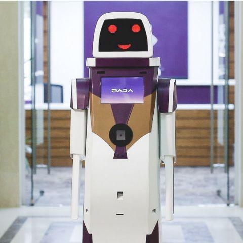 Vistara's 'RADA' robot to assist and address customers at airports