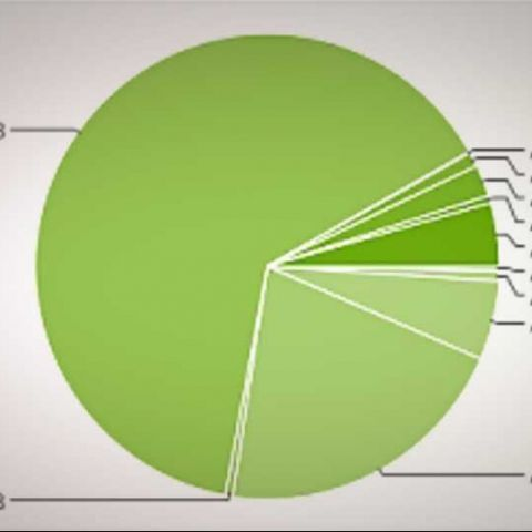 Gingerbread tops Android OS share, ICS grows to 4.9 percent