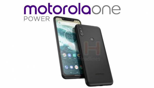 Motorola One Power could be Moto's second Android One smartphone with high screen-to-body ratio and notch