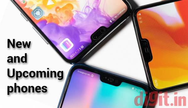 10 New and upcoming phones with a notch
