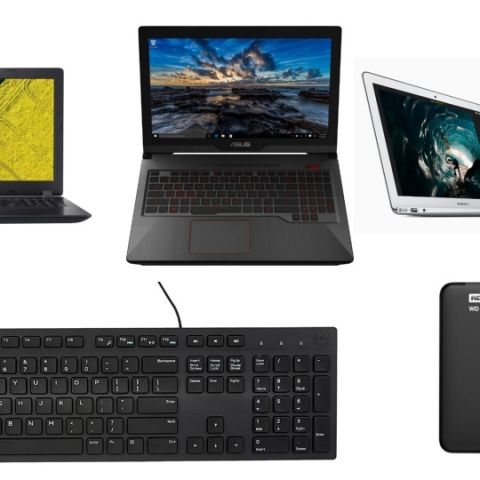 Daily deals roundup: Discounts on laptops, computer accessories and more