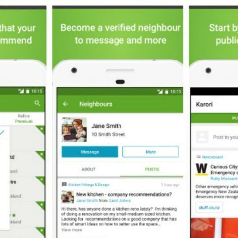 Google India introduces 'Neighbourly' app to solve local queries