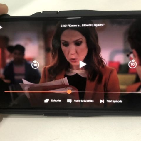Netflix redesigns Android app's video player to change UI for the better