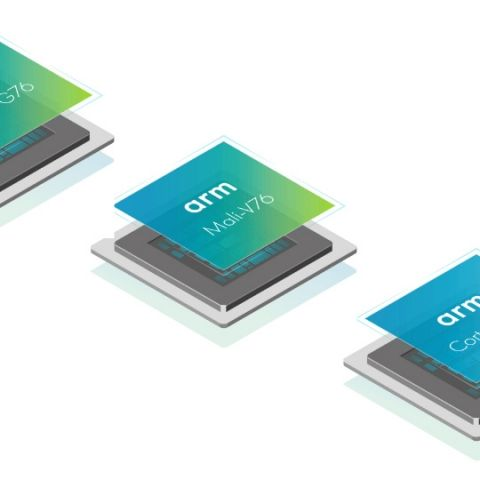 ARM announces Cortex-A76 CPU, Mali-G76 and Mali-V76 GPUs based on 7nm process promise 'laptop-class' performance