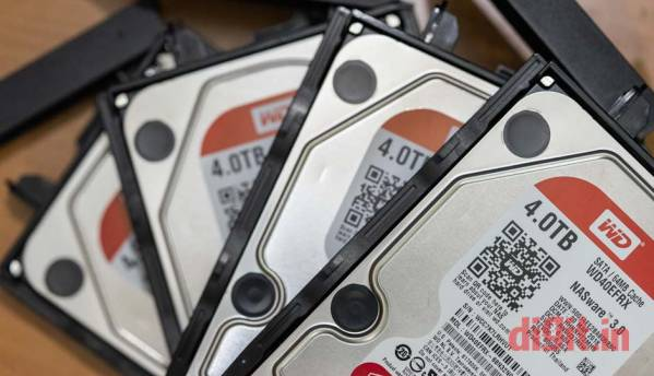 WD Red NAS Hard Drive Review: When durability matters most