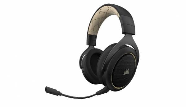 CORSAIR launches HS70 WIRELESS Series Gaming Headsets