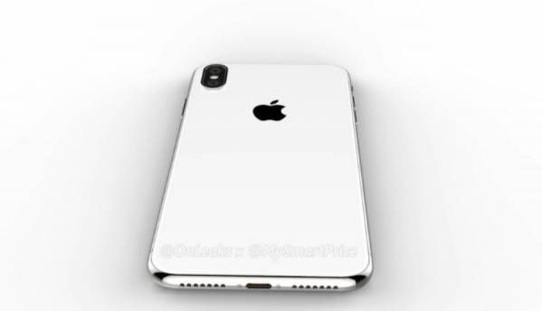 Renders of 6.5-inch variant of Apple iPhone X successor leaked