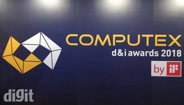Computex d&i awards 2018 winners announced