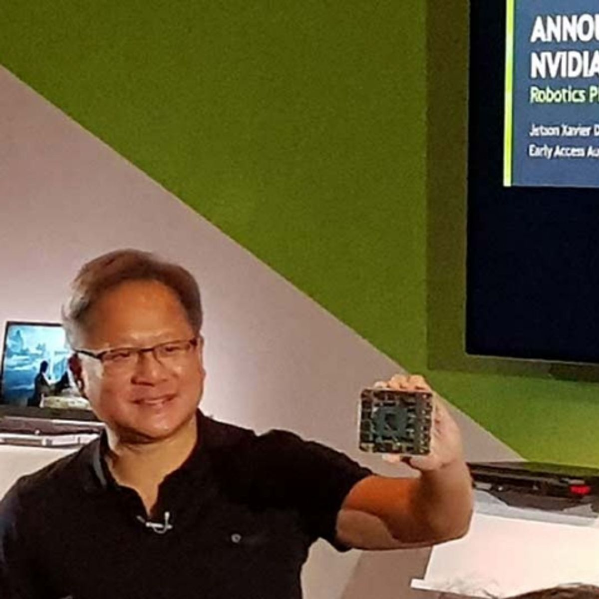NVIDIA announces Isaac, autonomous robotics platform at