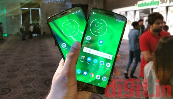 Moto G6, G6 Play launched in India: Price, specs, features, offers