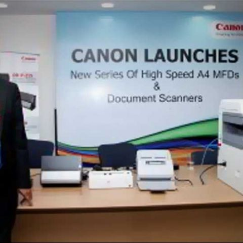 Canon launches high-speed A4 copier-based MFDs and scanners for SOHO